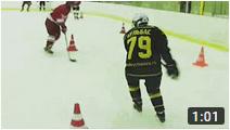 Групповая тренировка по хоккею Любители