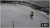 Групповая тренировка по хоккею Техника рук