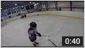 Отработка скресного шага Хоккеисты 5 6 лет