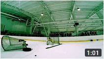Школа Вратарей Перемещения на щитках School of Goalkeepers